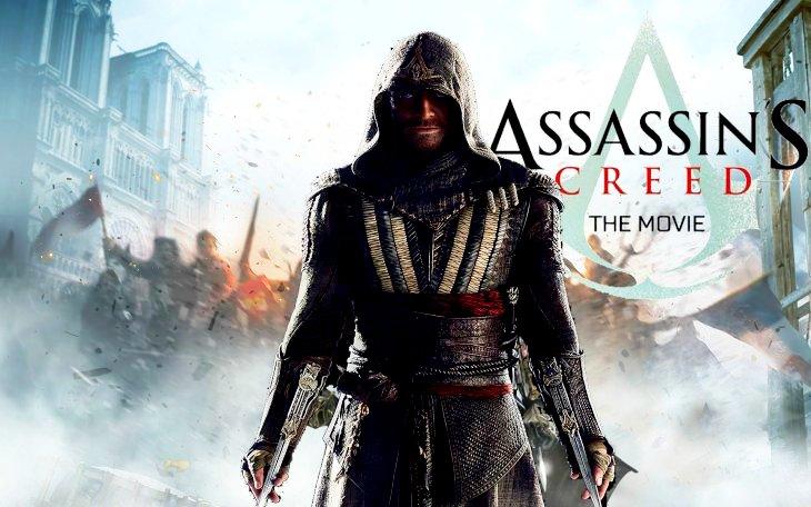 Кредо убийцы  Assassins Creed 2016 Полный фильм